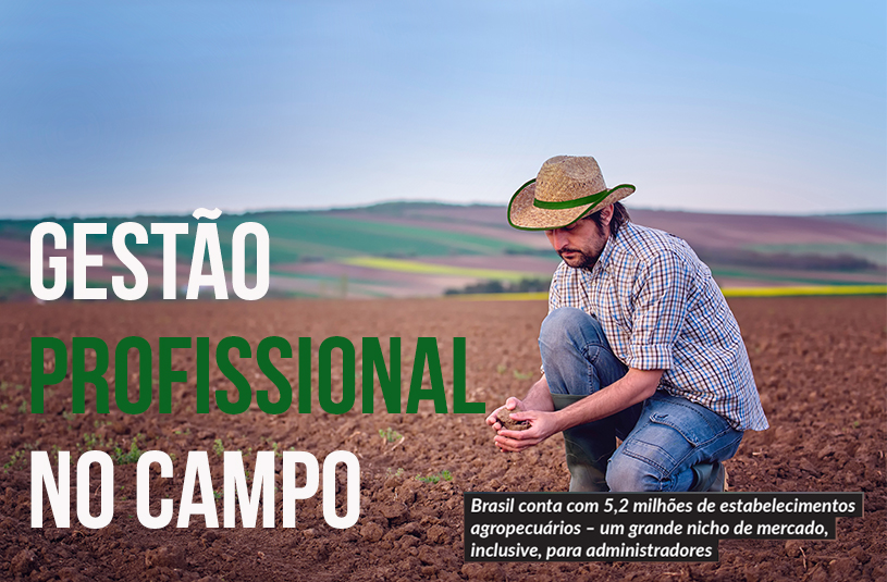 Filhos de produtores se especializam para continuar no campo