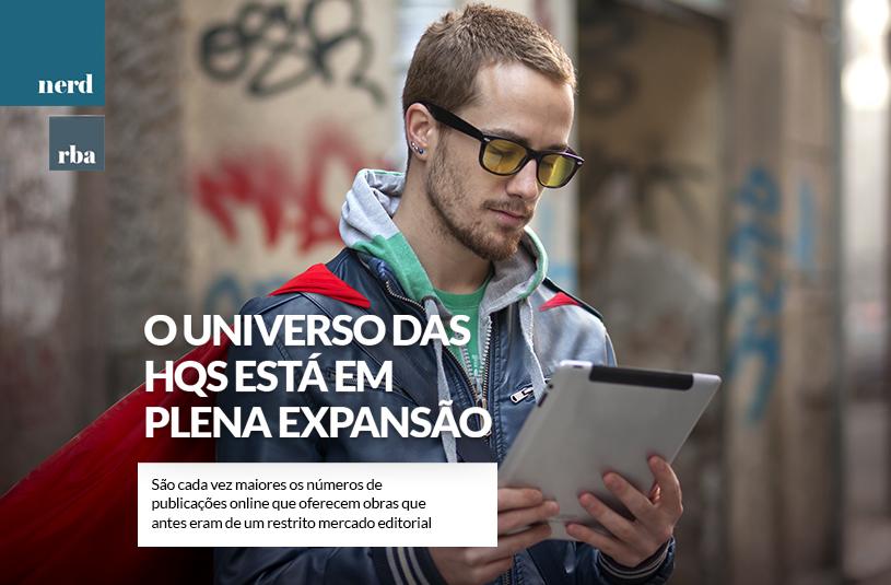 Read more about the article Revolução nos quadrinhos