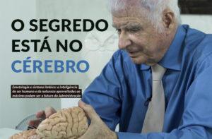O segredo está no cérebro