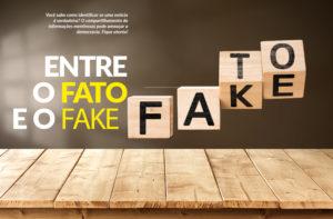 Entre o fato e o fake