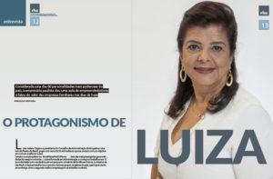 O protagonismo de Luíza